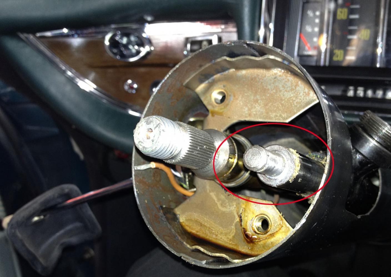 Lenkradschaltung mercedes