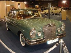 Motor Ef Bf Bdl Mercedes  C Heckflosse